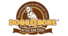 Buy your Doggobone Active Raw Food for Cats and Dogs Online